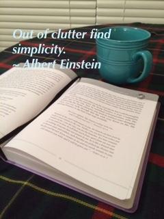 not clutter